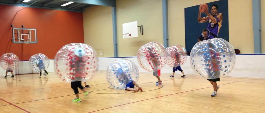 bubble soccer vancouver